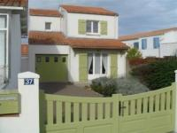 gite La Couarde sur Mer Rental Villa Placée En Centre Bourg
