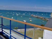 tourisme Auray Maison (phare) Vue mer, situation exceptionnelle, à 30m de la plage