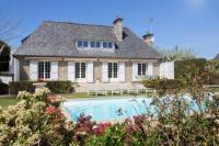 gite Saint Malo St Malo - Villa de luxe avec piscine chauffée