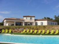tourisme Sainte Anastasie sur Issole Villa Domaine des Alizes