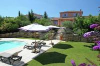 gite Trets Holiday home Sainte Baume- Pool