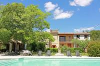 tourisme Poulx Villa Mas Le Frigoulet