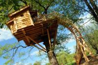 gite Argagnon La Cabane du Vieux Chêne