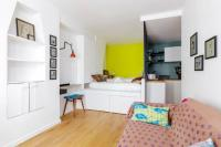gite Paris 1er Arrondissement Appartement Abbesses