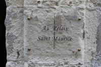 Gîte Rivière Gîte Au Relais Saint Maurice