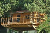 tourisme Thurins L'Etournelle - Cabane Perchée