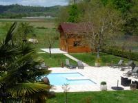 Location de vacances Lafitte Location de Vacances Les Chalets du Manoir