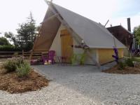 Location de vacances Courtaoult Location de Vacances La Tente du Chercheur d'Or