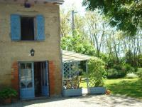 Location de vacances Mazères Location de Vacances La Maison Bleue