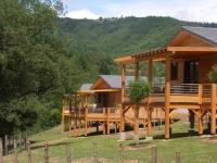 Location de vacances Combret Location de Vacances La Ferme Du Duzou
