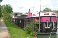 tourisme Saint Sauveur lès Bray Péniche le défi