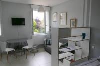 gite Salleboeuf Studio proche gare St Jean