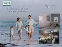 Location de vacances Saint Trojan les Bains Location de Vacances MAISON BORD DE MER LA COTE D'ARGENT