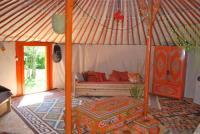 Location de vacances La Celle sur Nièvre Location de Vacances Chambre à Part- La Yourte