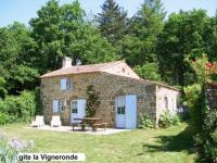Gîte Saint Martin de Fraigneau Gîte La Vigneronde