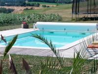 Location de vacances Ayguetinte Location de Vacances Roulotte Toscane