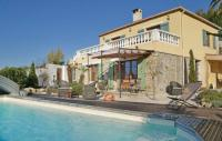 gite Saint Raphaël Holiday Home Mougins with Fireplace I