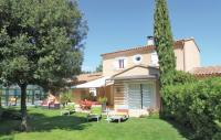 gite Avignon Holiday Home Orange with Fireplace I