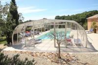 Location de vacances Puechredon Gite Anduze Le Clos Des Cigales