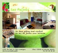 Gîte Roquecourbe Minervois Gîte Les Feijoas