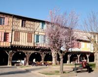 tourisme Laurac La Casa Magnolia