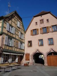 tourisme Colmar La Halle aux Blés