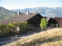 tourisme Jausiers Chalet De Montagne