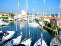 gite Le Lavandou Appartement Port Grimaud