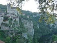 tourisme Puylaroque Charme et jardin coeur St Cirq