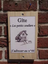 Gîte Fleurbaix Gîte Les Petits Souliers