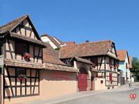 tourisme Strasbourg La Cour des Amis