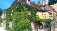 tourisme Saint Cirq Madelon La Maison Chèvrefeuilles