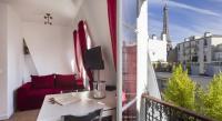 gite Versailles Eiffel Tower View