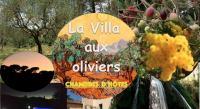 Gîte Montfort sur Argens Gîte La Villa aux Oliviers