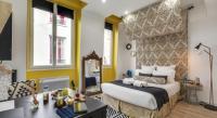 gite Paris 10e Arrondissement Sweet Inn Apartment - Aboukir Studio