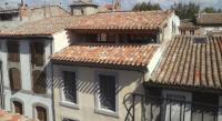 tourisme Malviès Carcassonne Pont Vieux apartments with Terrace