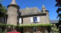 Gîte Saint Just sur Viaur Gîte Chateau de Cadars