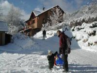 gite La Salle les Alpes La Guidouillette