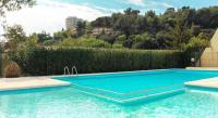 gite Saint Jeannet Great Sea view/parking/pool/tennis