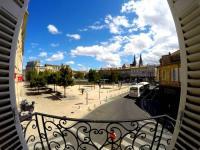 tourisme Bordeaux Appartement Jardin Public