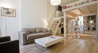 gite Paris 11e Arrondissement Spacious Studio near Parc Monceau