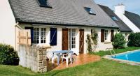 gite Tréouergat Holiday home Le Clos
