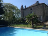 Gîte Montpinier Gîte Chateau ANTELYS