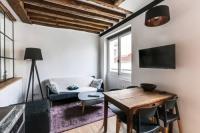 gite Paris 5e Arrondissement Central - Typical Flat Montorgueil