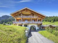 Gîte La Giettaz Gîte Authentic Lodge Spa