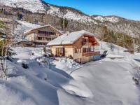 Location de vacances Thônes Location de Vacances Chalet Les Roses Des Alpes