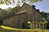 Gîte Lucenay l'Évêque Gîte Le Moulin de la Louve