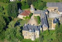 Gîte Bosseval et Briancourt Gîte Château de Villette Monument Historique