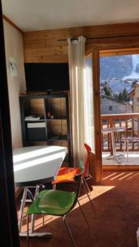 tourisme Val d'Isère Studio Illaz