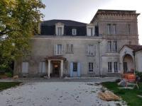 gite Neuvicq le Château Château de Champblanc